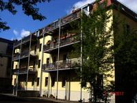 Balkonanlage in Dresden
