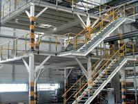 Industrietreppe
